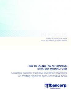 Alternative Strategy Mutual Funds