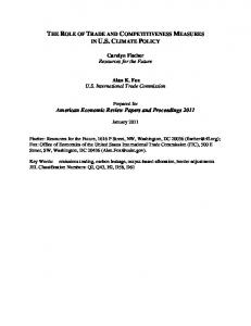 American Economic Review Papers and Proceedings 2011