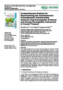 American Journal of Biomedical Science and Engineering