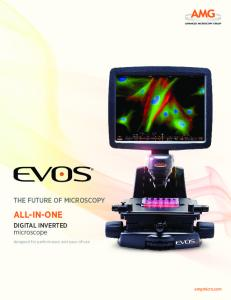 AMG: Brochure - EVOS Microscopes