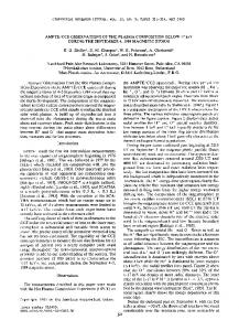 AMPTE/CCE observations of the plasma ... - Wiley Online Library