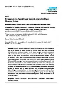 An Agent-Based Context-Aware Intelligent ... - Semantic Scholar