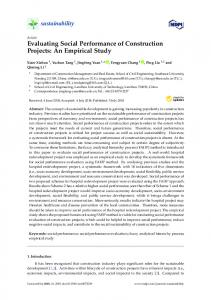 An Empirical Study - MDPI