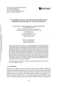 an empirical study of software metrics for assessing the ... - UniCa