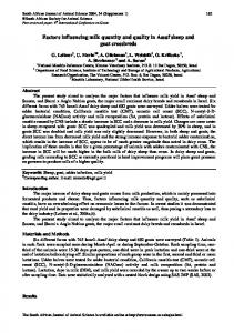 An Enzyme-Linked Immunosoborbent assay for detection ... - CiteSeerX