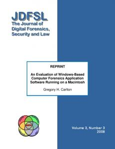 An Evaluation of Windows-Based Computer Forensics Application ...