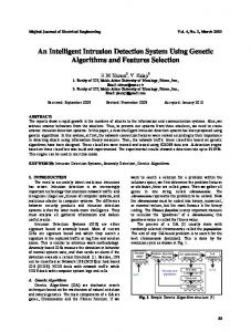 An Intelligent Intrusion Detection System Using ...