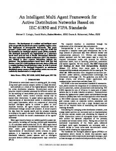An Intelligent Multi Agent Framework for Active ... - IEEE Xplore