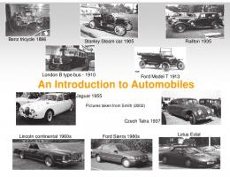 An Introduction to Automobiles