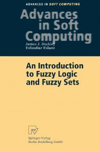 An Introduction to Fuzzy Logic and Fuzzy Sets - Springer Link