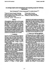 An ontology-based context management and reasoning ... - CiteSeerX