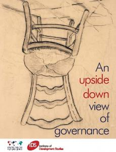An upside down view of governance