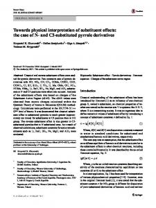 and C3-substituted pyrrole derivatives
