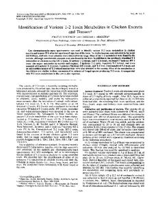 and Tissuest - Applied and Environmental Microbiology - American ...