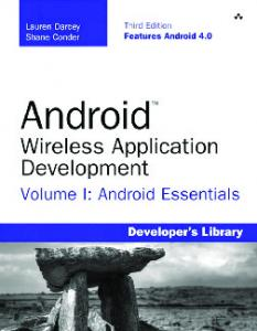 Android wireless application development ... - Pearsoncmg.com