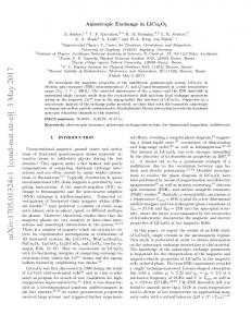 Anisotropic Exchange in ${\bf LiCu_2O_2} $