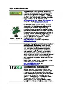 Annex B - Forest Peoples Programme