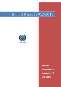 Annual Report 2012-2013 - icci cochin