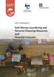 Anti-money laundering and terrorist financing measures and ...