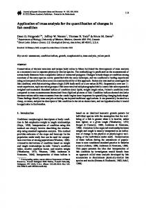 Application of truss analysis for the quantification of ... - Springer Link