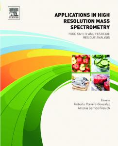Applications in High Resolution Mass Spectrometry