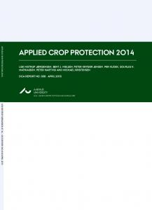 applied crop protection 2o14