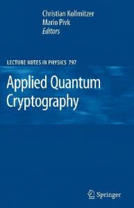 Applied Quantum Cryptography