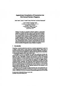 Approximate Compilation of Constraints into ... - Springer Link