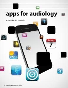 apps for audiology - Galster.net
