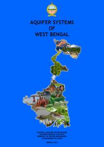 aquifer systems of west bengal