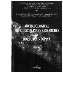 archaeological pluridisciplinary researches at