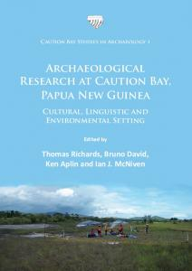 Archaeological Research at Caution Bay Papua ...