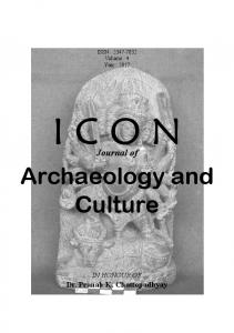 Archaeology and Culture