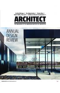 Architect Magazine - December 2013