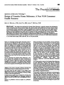 Archived pub2004067.pdf - Lister Hill National Center for Biomedical ...