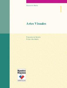 Artes Visuales - Universidad de Talca