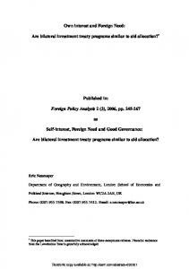 Article for Foreign Policy Analysis REVISED - SSRN