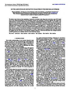 Article PDF - IOPscience