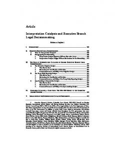 Article - SSRN papers