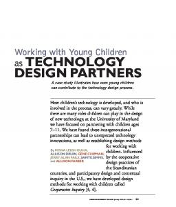 as TECHNOLOGY DESIGN PARTNERS