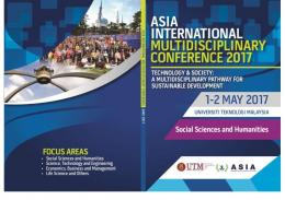 ASIA International Multidisciplinary Conference (AIMC 2017) - UTM