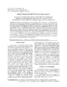 Asian Journal of Plant Sciences, 2012 ISSN 1682-3974 / DOI: 10.3923 ...