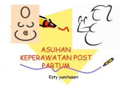 Askep Post partum - Keperawatan | Unair