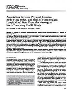 Association between physical exercise, body mass index, and risk of ...