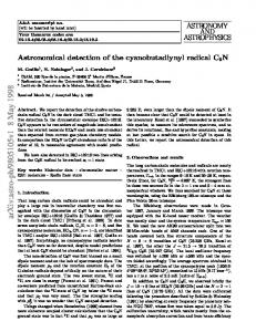Astronomical detection of the cyanobutadiynyl radical C5N