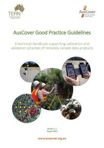 AusCover Good Practice Guidelines
