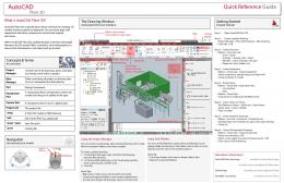 AutoCAD Quick Reference Guide - Autodesk