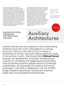 Auxiliary Architectures: Augmenting Existing ... - Wiley Online Library