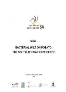 Bacterial wilt on potato The South African Experience 2014.pdf