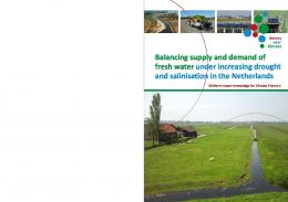 Balancing supply and demand of fresh water under increasing drought ...